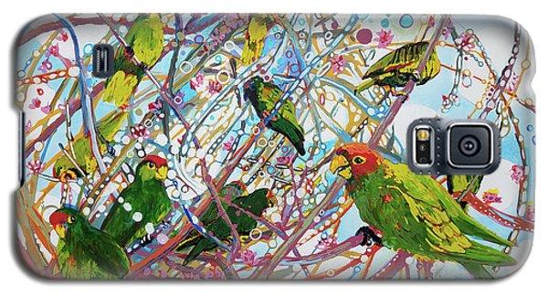 Parrot Bramble Galaxy S5 Case