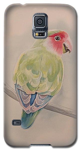 Parrot Galaxy S5 Case