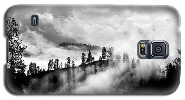 Passing Storm Central Idaho Mountains Galaxy S5 Case
