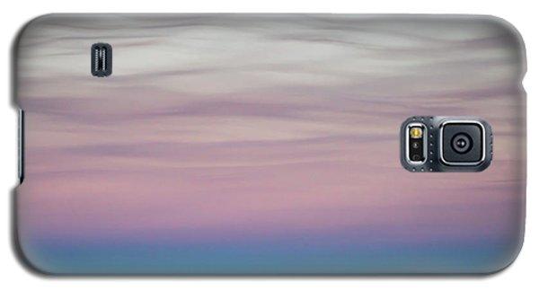 Pastel Clouds Galaxy S5 Case
