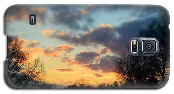 Pastel Sunset Galaxy S5 Case