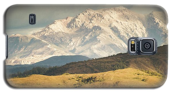 Rocky Galaxy S5 Case - Pastoral Peaks  by Jorgo Photography - Wall Art Gallery