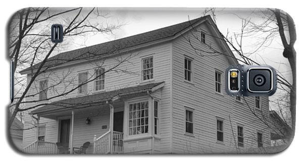 Pastors House - Waterloo Village Galaxy S5 Case