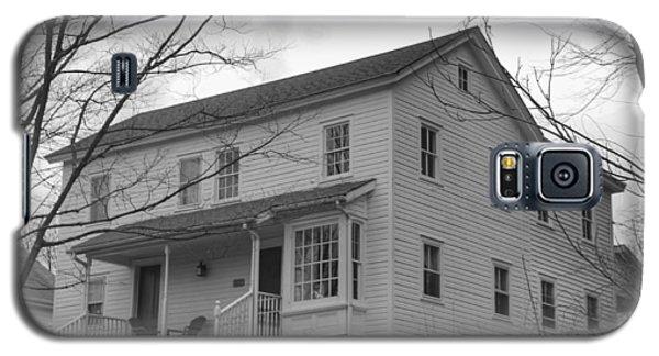 Pastors House - Waterloo Village Galaxy S5 Case