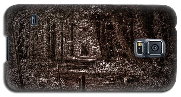 Path In Forest #i0 Galaxy S5 Case