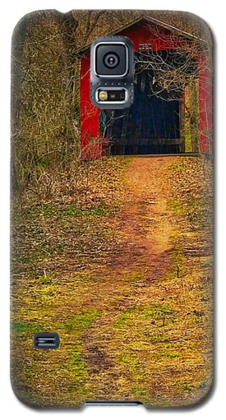 Path To Bridge Galaxy S5 Case