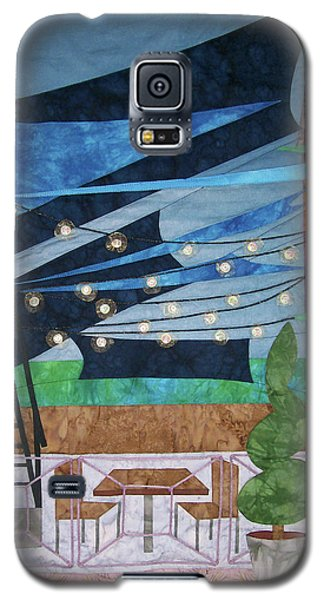 Patio At The Winds Galaxy S5 Case