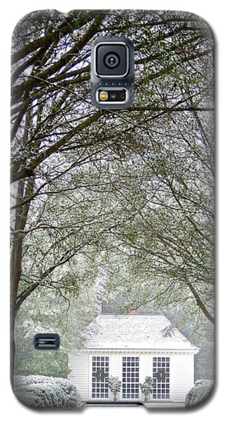 Peaceful Holiday Galaxy S5 Case