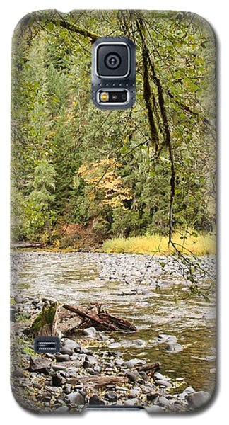 Peaceful Molalla River Galaxy S5 Case