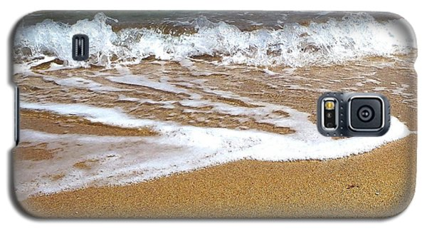 Peaceful Morning Moment By The Sea Galaxy S5 Case