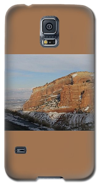 Peak-a-boo Canyon Galaxy S5 Case