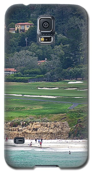 Pebble Beach Serenity After The Open Galaxy S5 Case