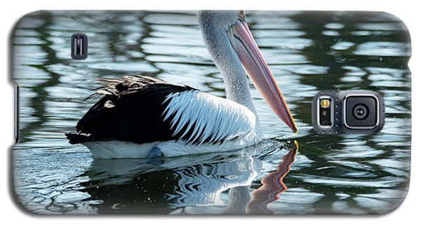 Pelican On The Lake Galaxy S5 Case