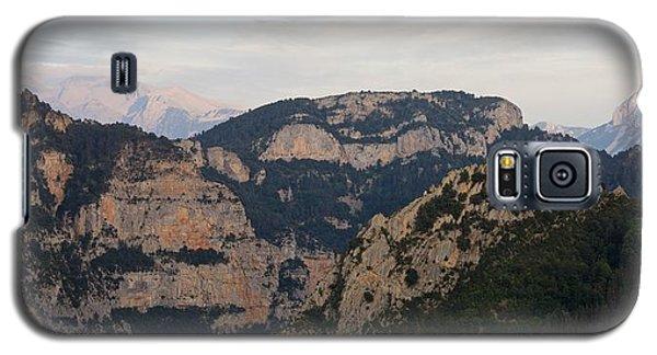 Pena Montanesa  Galaxy S5 Case