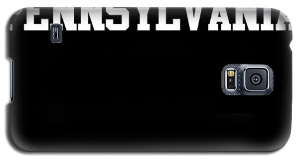 Pennsylvania Galaxy S5 Case