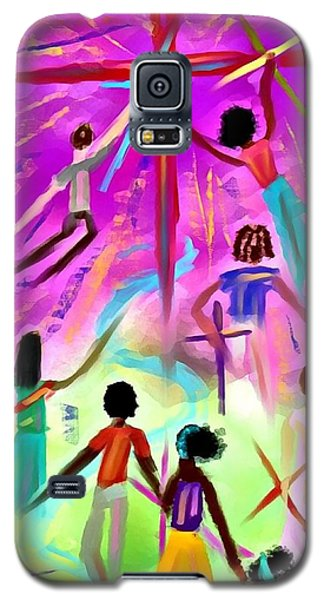 People Of The Cross Galaxy S5 Case