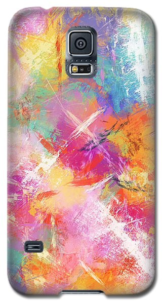 Perfect Contentment Galaxy S5 Case