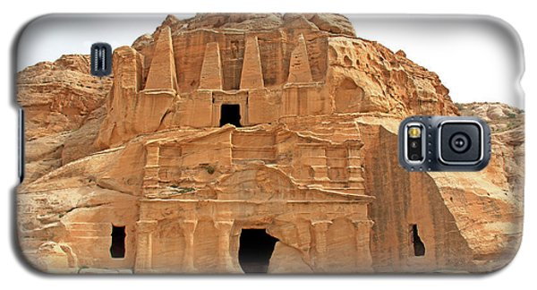 Petra, Jordan - Cave Dwellings Galaxy S5 Case