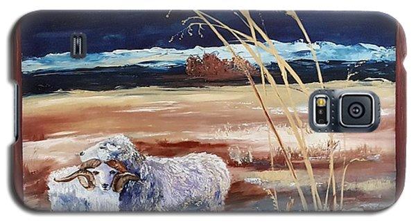 Phil And Alice Navajo Sheep    38 Galaxy S5 Case