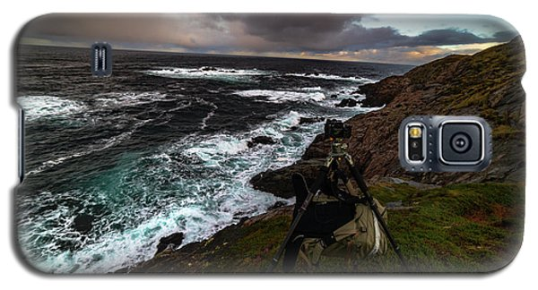 Photo Gear On Landscape Shot Galaxy S5 Case