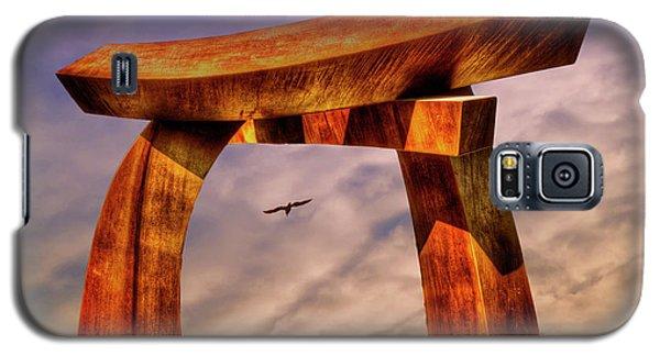 Pi In The Sky Galaxy S5 Case