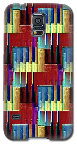 Piano Player Galaxy S5 Case