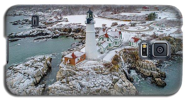 Picturesque Maine  Galaxy S5 Case