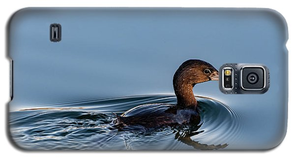 Pied-billed Grebe Galaxy S5 Case