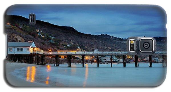 Pier House Malibu Galaxy S5 Case