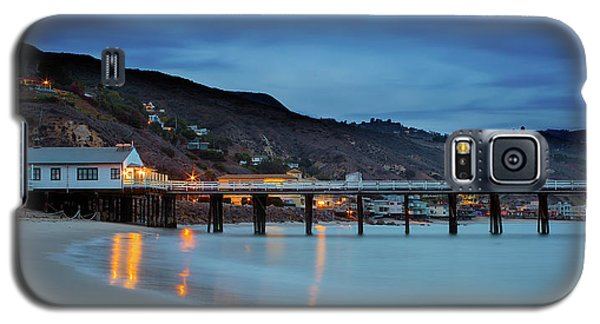 Pier House Malibu Galaxy S5 Case