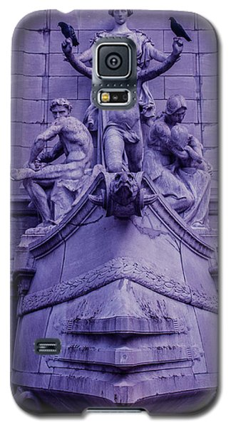 Pigeon Placement Galaxy S5 Case