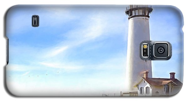 Pigeon Point Lighthouse Ca Galaxy S5 Case