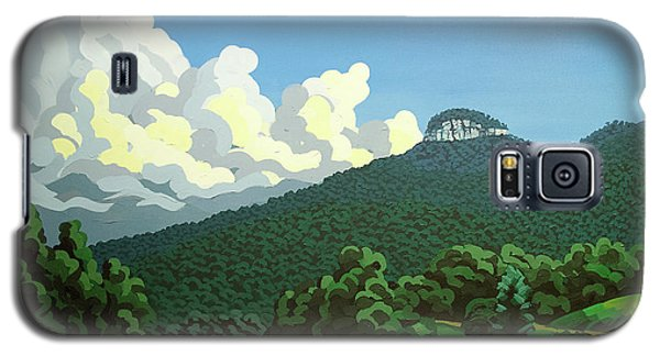 Pilot Mountain - Summer Galaxy S5 Case