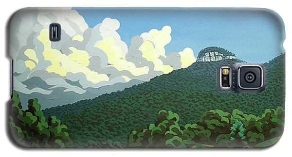 Pilot Mountain - Summer Galaxy S5 Case