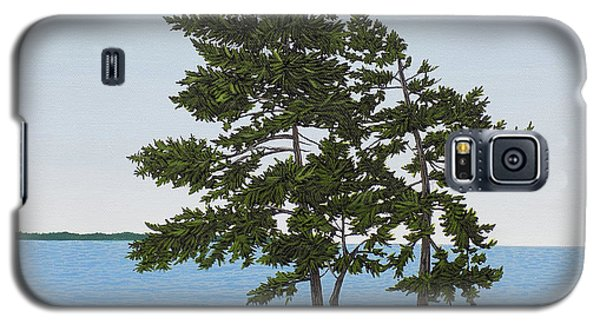 Pine On The Point Galaxy S5 Case