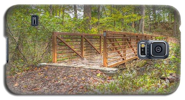 Pine Quarry Park Bridge Galaxy S5 Case