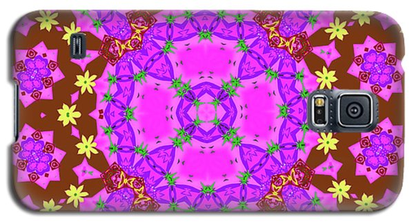 Pink 2 Galaxy S5 Case