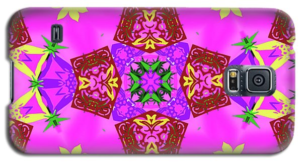 Pink 3 Galaxy S5 Case