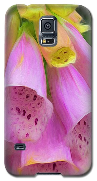 Pink Bells Galaxy S5 Case