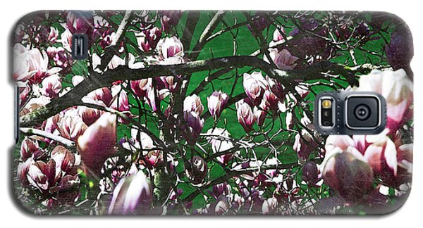 Pink Bush Galaxy S5 Case