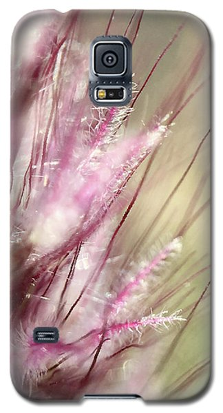 Pink Cotton Candy Galaxy S5 Case