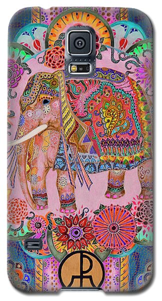 Pink Elephant Galaxy S5 Case