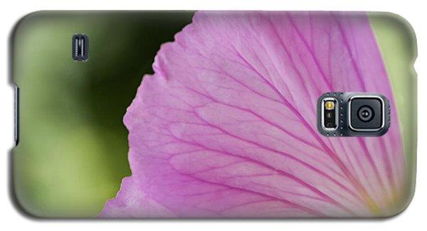 Pink Vains Galaxy S5 Case