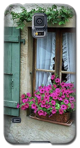 Pink Window Box Galaxy S5 Case
