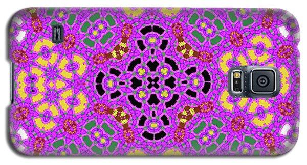 Pink1 Galaxy S5 Case