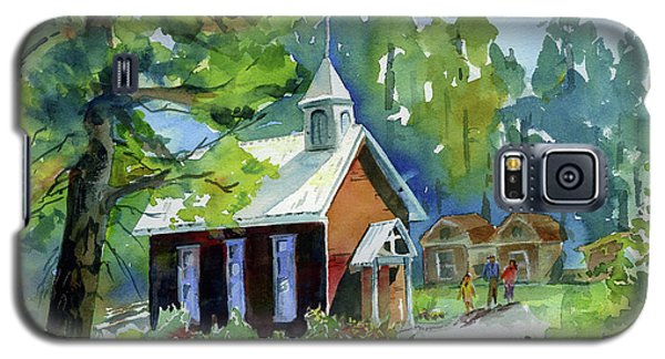 Pioneer Union Church Galaxy S5 Case