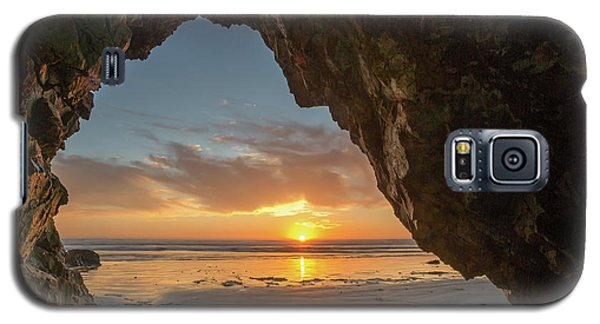 Pismo Caves Sunset Galaxy S5 Case