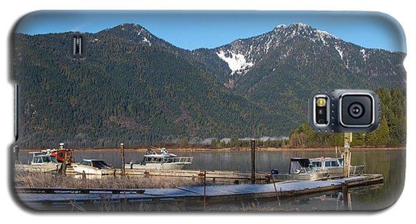 Pitt Lake Winterimpression Galaxy S5 Case