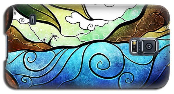 Playa Paraiso Galaxy S5 Case