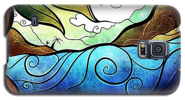 Playa Paraiso Galaxy S5 Case